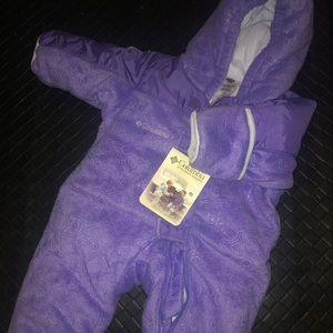 Snow suit- infant- 6 months
